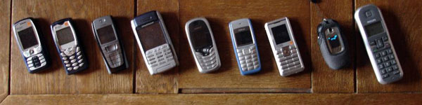 contact - phones