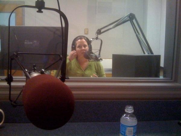 Tanya Ott, WBHM 90.3 FM