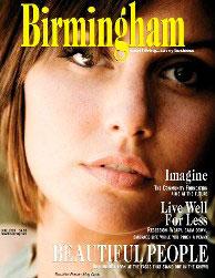 Birmingham magazine June 2009 cover