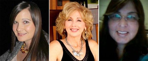 Rachel C, Rhoda Montgomery, Valerie Gail