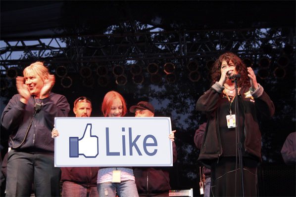 Facebook Like check, by Bob Doran, Sean MacEntee
