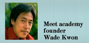 Meet Wade Kwon