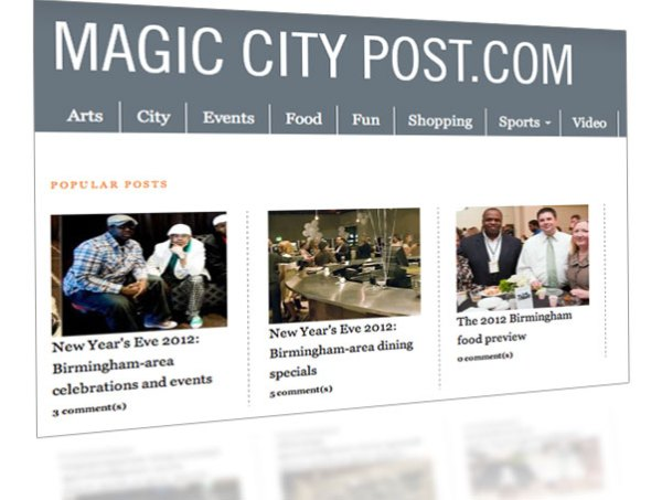 Magic City Post