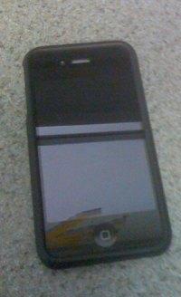 Jennifer Warren's iPhone