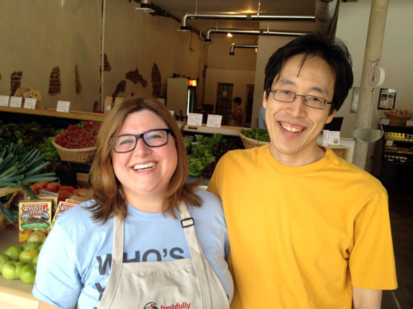Freshfully, Jen Barnett, Wade Kwon