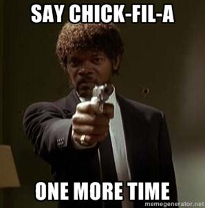 Jules Chick-fil-A