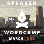 WordCamp Atlanta 2013