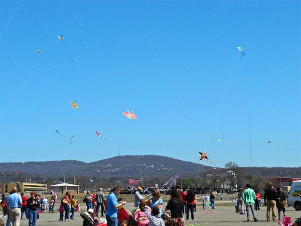Huntsville kites