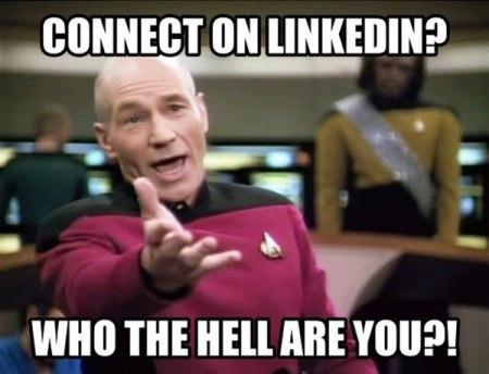 LinkedIn - Picard