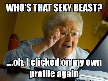 LinkedIn - sexy beast