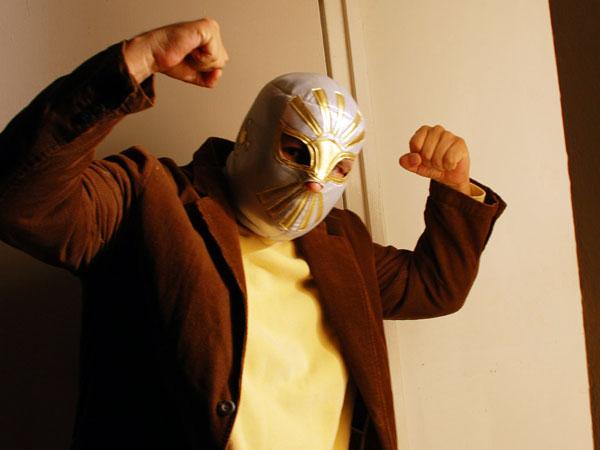 masked champion
